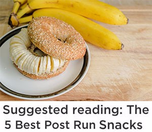 The 5 best post run snacks