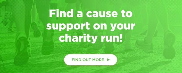 Run for charity listings