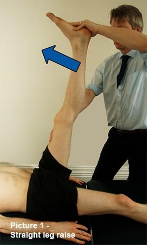 Straight leg raise