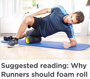 Why runners should foam roll