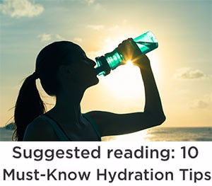 10 must know hydration tip