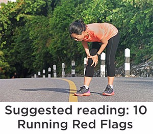 10 running red flags